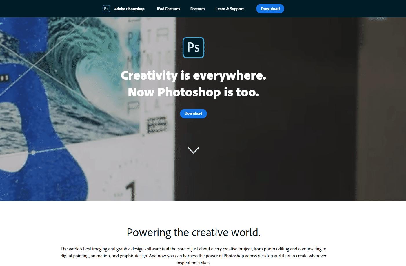 photshop screen shot