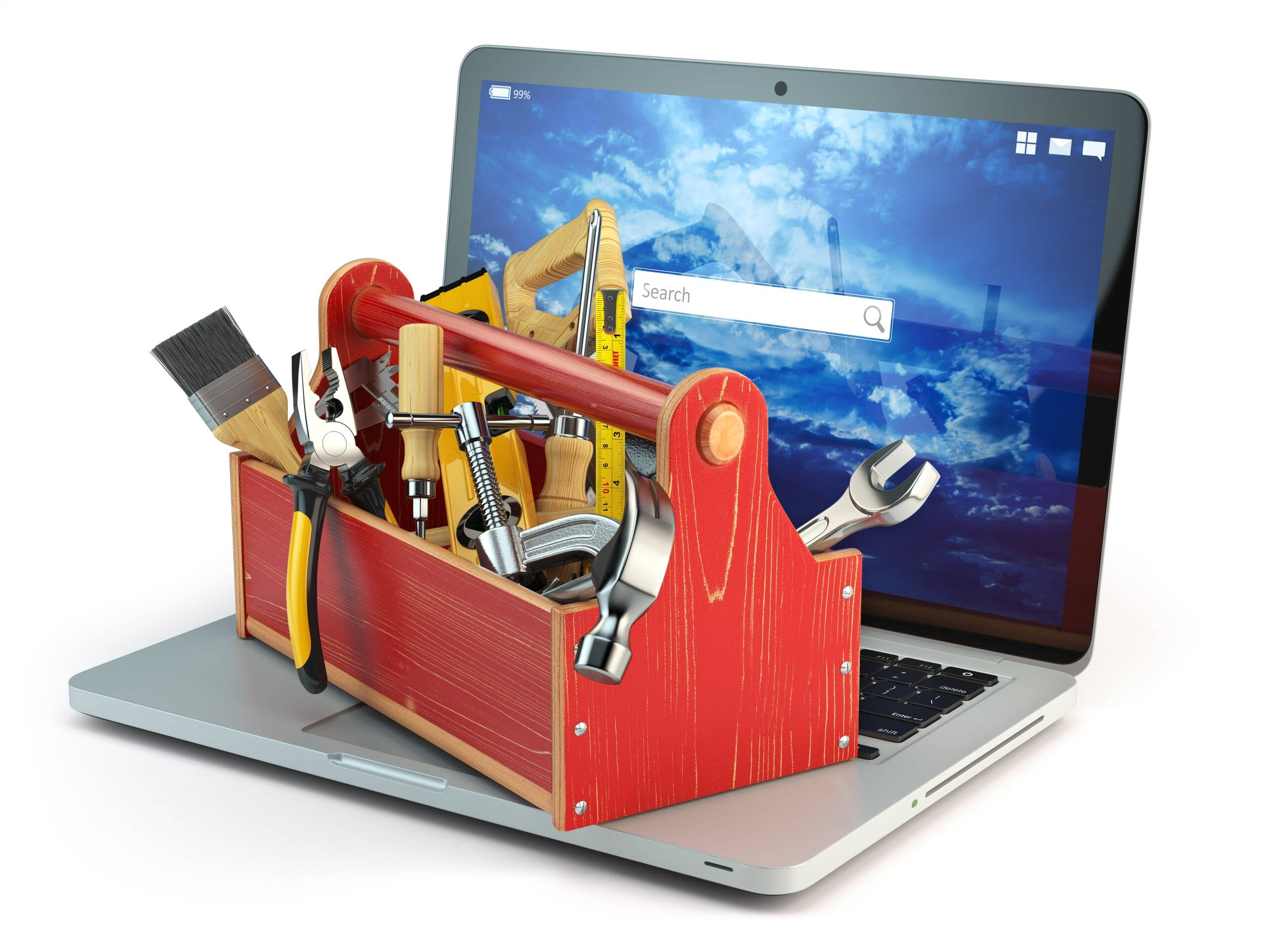 Best tools: Web designers need to make websites
