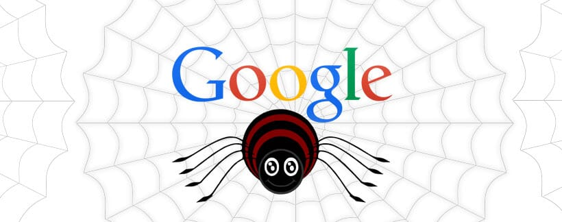 google spider crawl
